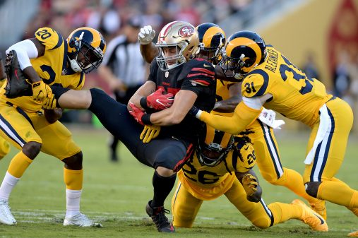 Los Angeles Rams vs