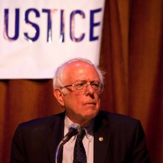 Bernie Sanders holds up free City College as model