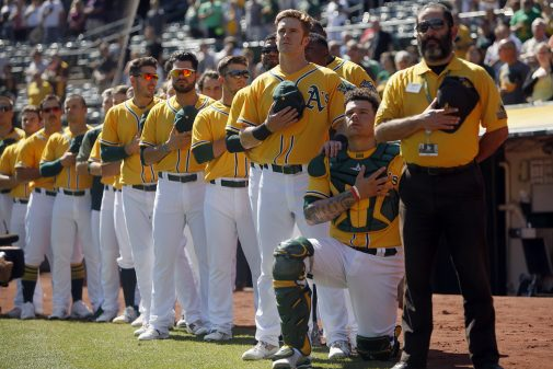 Athletics Vs Mariners