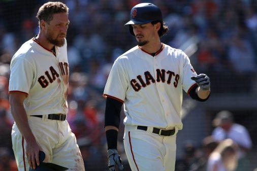 Giants vs Padres