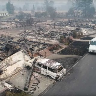 Fires claim 26 lives, scorch 200,000 acres