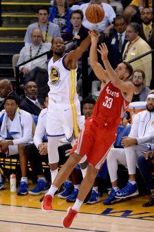 Houston Rockets vs Golden State Warriors