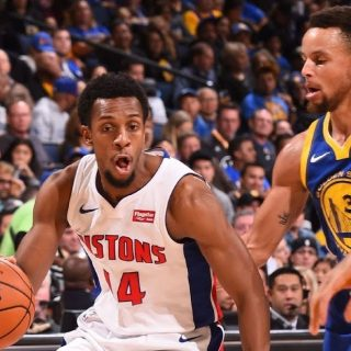 Turnover-happy Warriors can't come back against Pistons