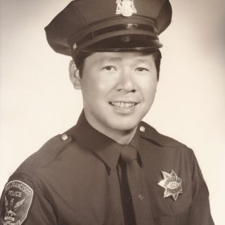 SF mourns loss of first full-time Chinese-American cop