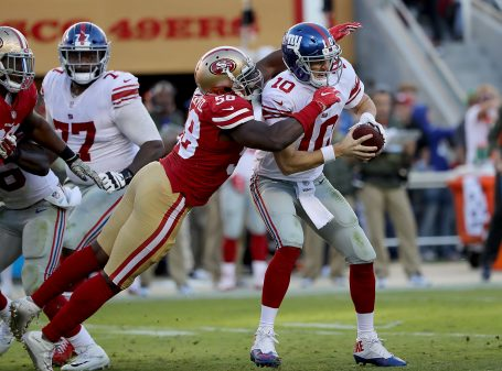 New York Giants vs