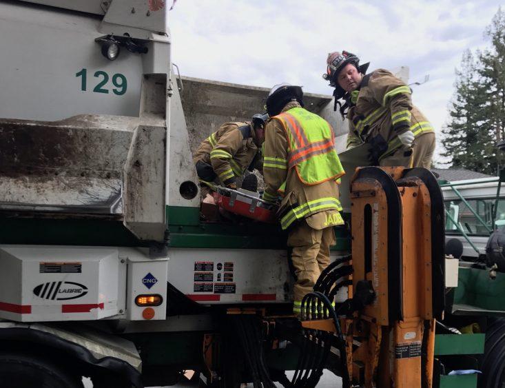 Garbage Truck Rescue