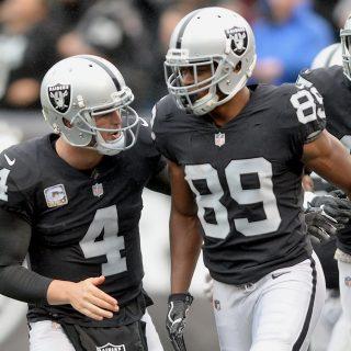 Pagano defense clicks, Raiders escape Broncos