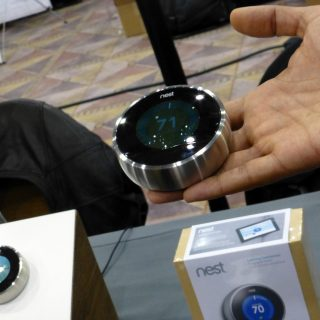 Holiday thieves target Nest thermostats