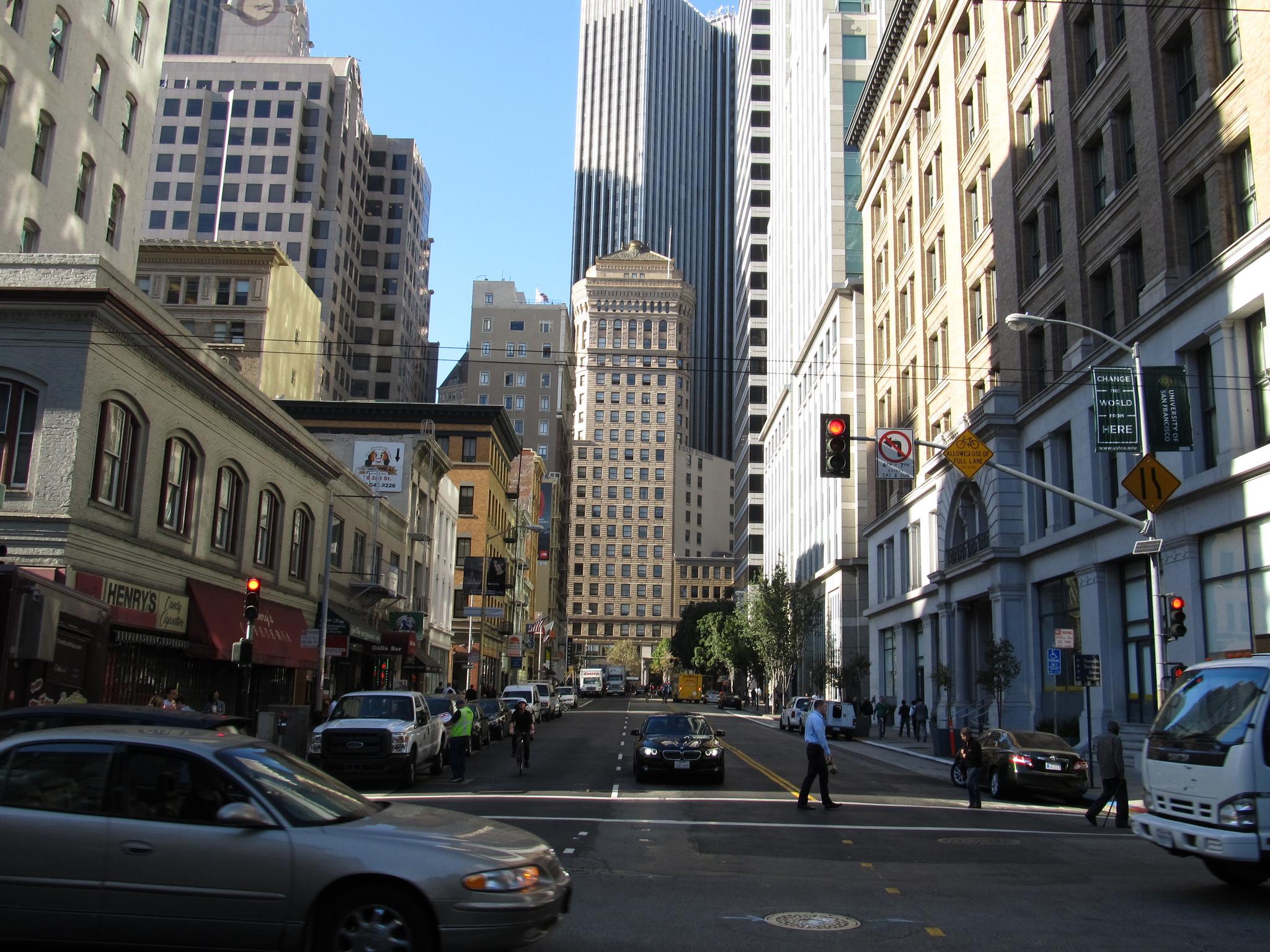 Second Street begins rebirth as pedestrian, bike corridor