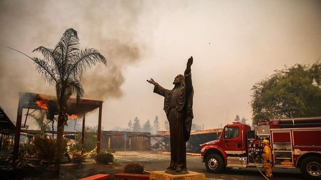 Cannabis industry rallies for California wildfire relief