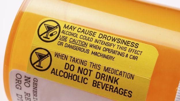 crossfading alcohol and marijuana