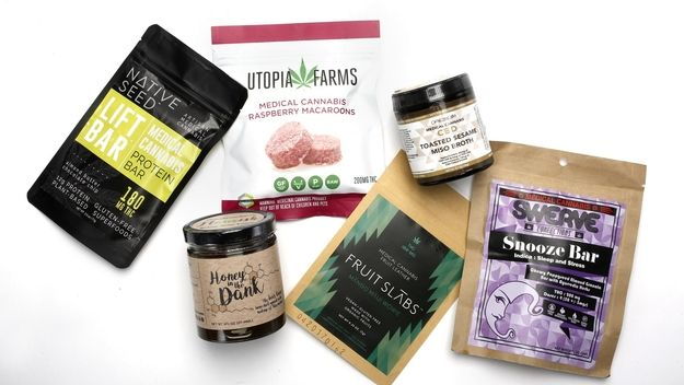 fancy food cannabis superfoods