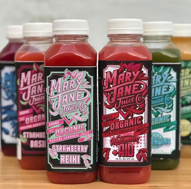 How to Make Mary Jane Juice: Fresh, Fast and Easy