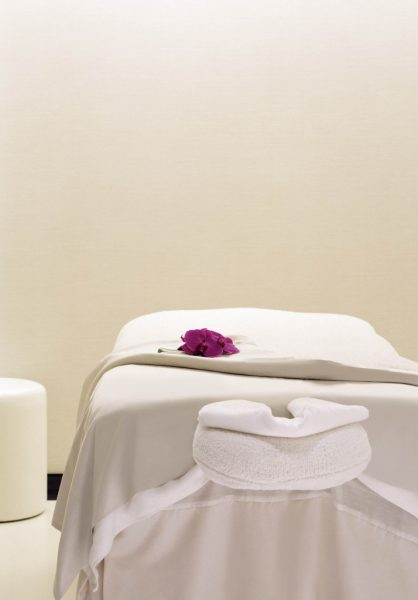The St. Regis hotel in S.F. offers CBD oil massage as part of its wellness offerings.   Photo: St. Regis