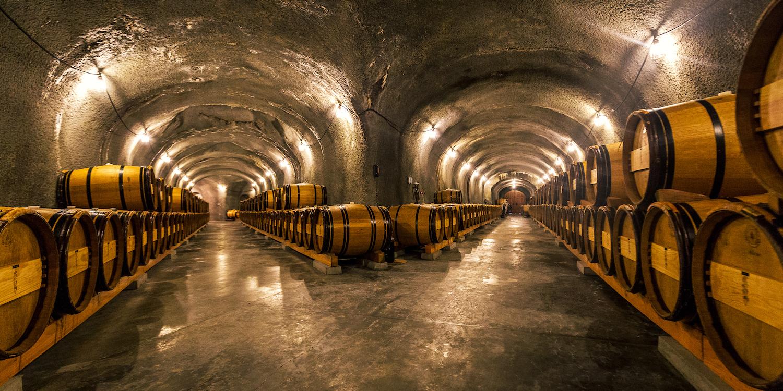 A. Rafanelli, cellars, A Rafenelli