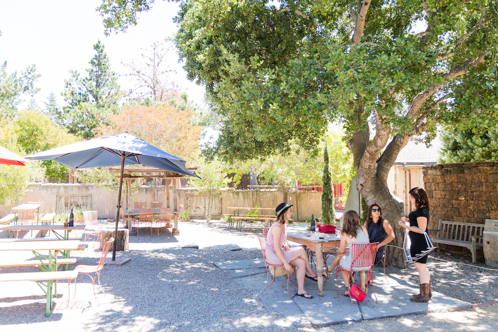 b4008af9d53d Cowgirl Winery  Your Carmel Destination for Unusual Rhone Valley Wine