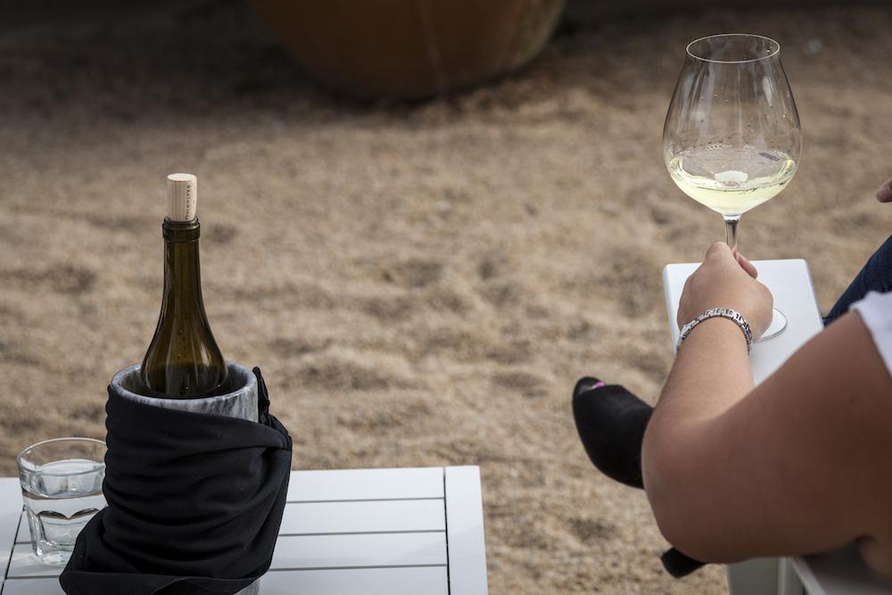 Wrath, wine, wine tasting, wine outside, outside, wrath winery, Wrath Winery, Soldead, River Road