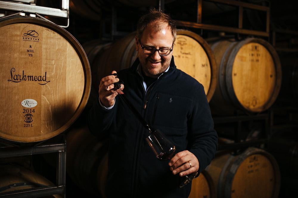 winemaker, Dan Petroski, Winemaker of the Year, Chronicle winemaker of the year, WOTY, The Press