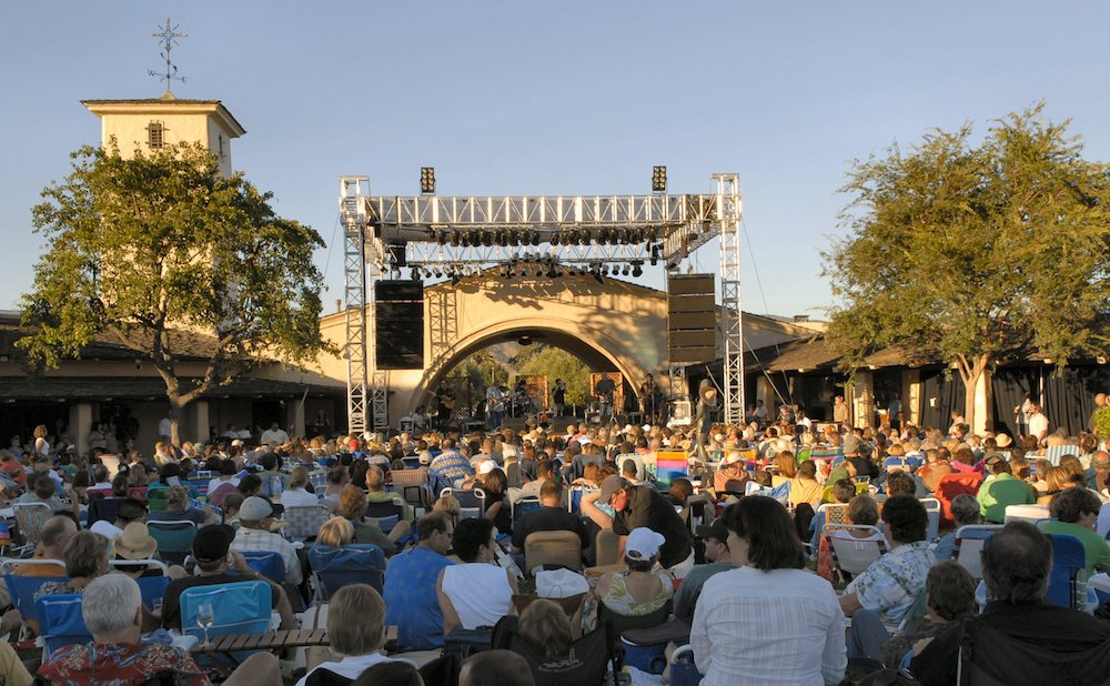 summer winery concerts, Press, Robert Mondavi, winery, concerts, outdoor