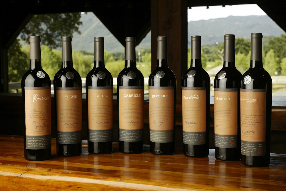 Brutocao, winery, Mendocino County, tasting room, California, The Press