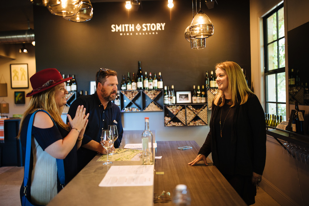 Smith Story, Riesling, must-stop, winery, German Riesling, Mendocino County, The Press