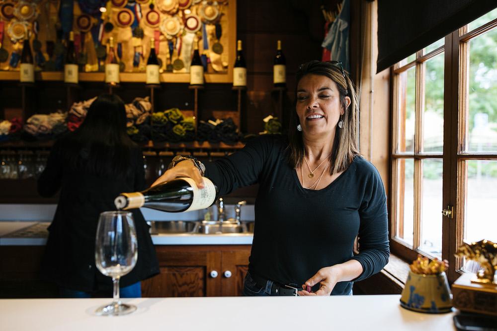Navarro, winery, Anderson Valley, California, The Press