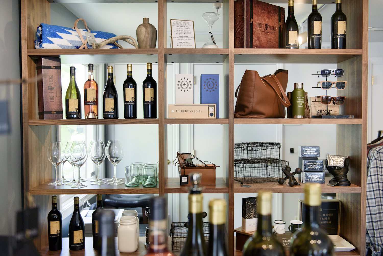 Passage, Abbot's Passage, Sonoma, Katie Bundschu, Gundlach Bundschu family, new project, Abbot's Passage Supply Co., winery, tasting room, hop winery, must-visit, California, The Press