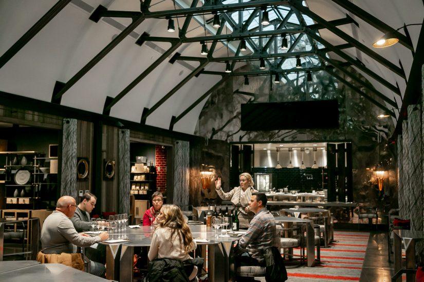 Image result for the prisoner winery tasting room