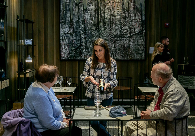 The Prisoner, Prisoner Wine Company, Prisoner, Is Prisoner winery worth visiting, St. Helena, Wine Country, Napa Valley, California, The Press