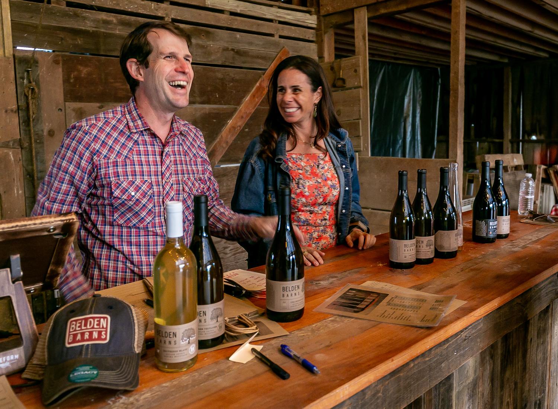 Belden Barns, 52 California wineries to visit in 2020