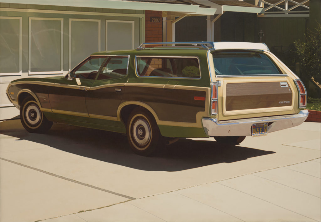 Discussion Questions: Robert Bechtle\'s Alameda Gran Torino · SFMOMA