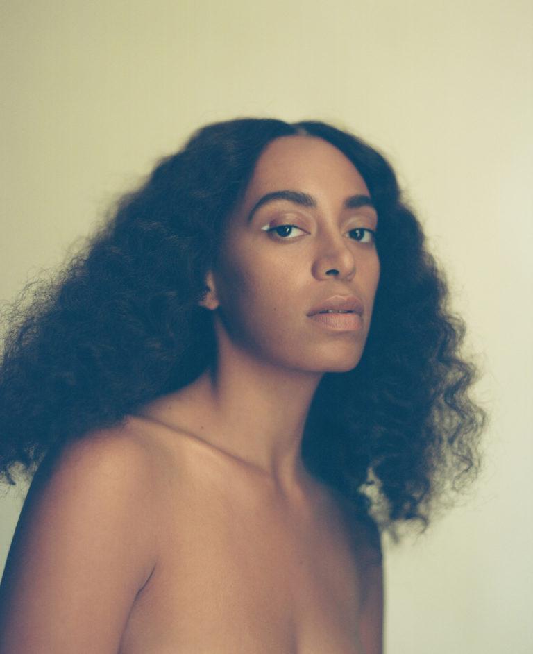 Portrait of Solange Knowles