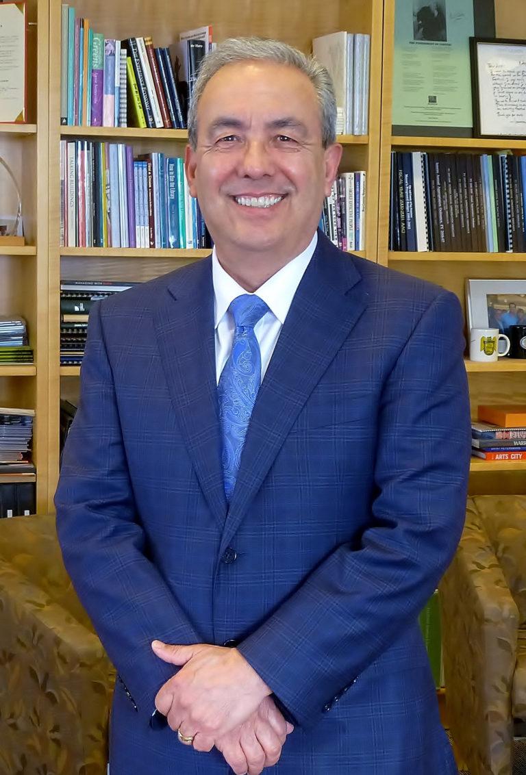Portrait of Luis Herrera
