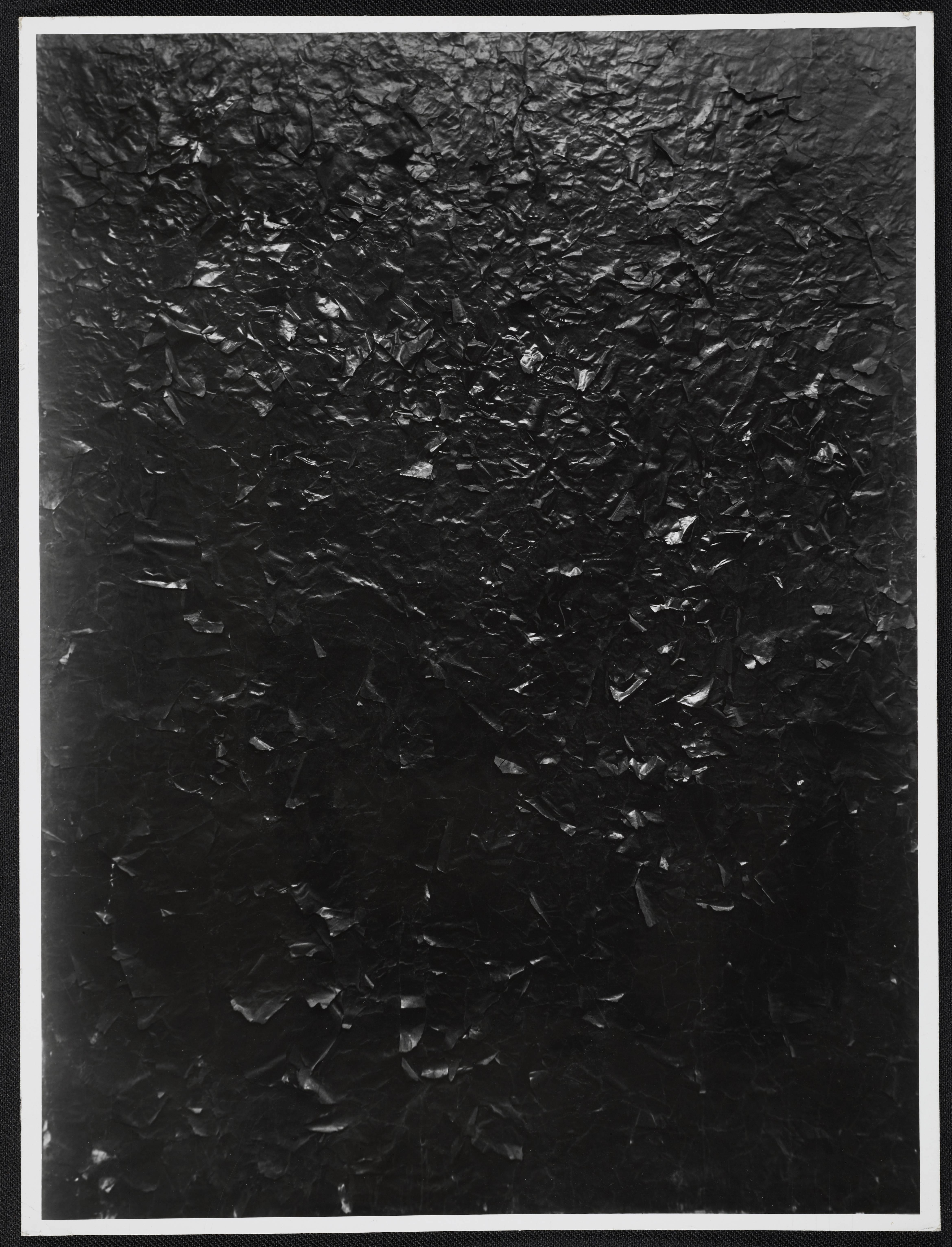 View Of Robert Rauschenberg S Untitled Glossy B
