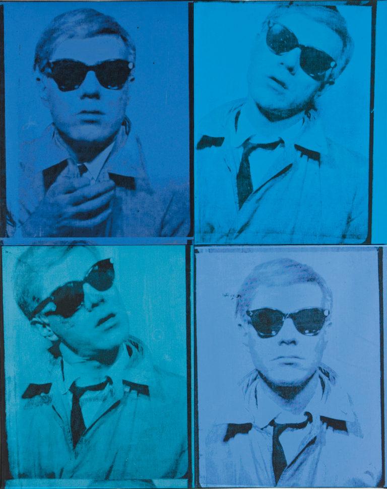 Andy Warhol Modern Art Museum Paris