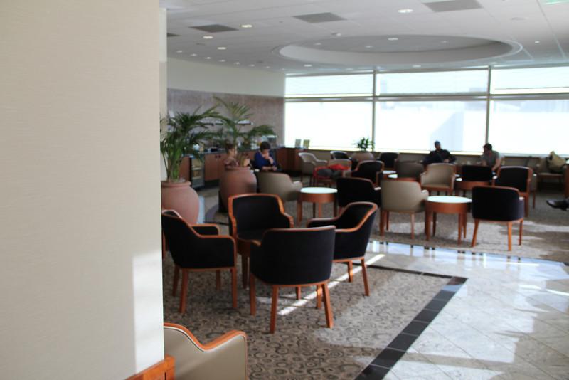 SFO Delta Sky Club International Terminal   SFO777