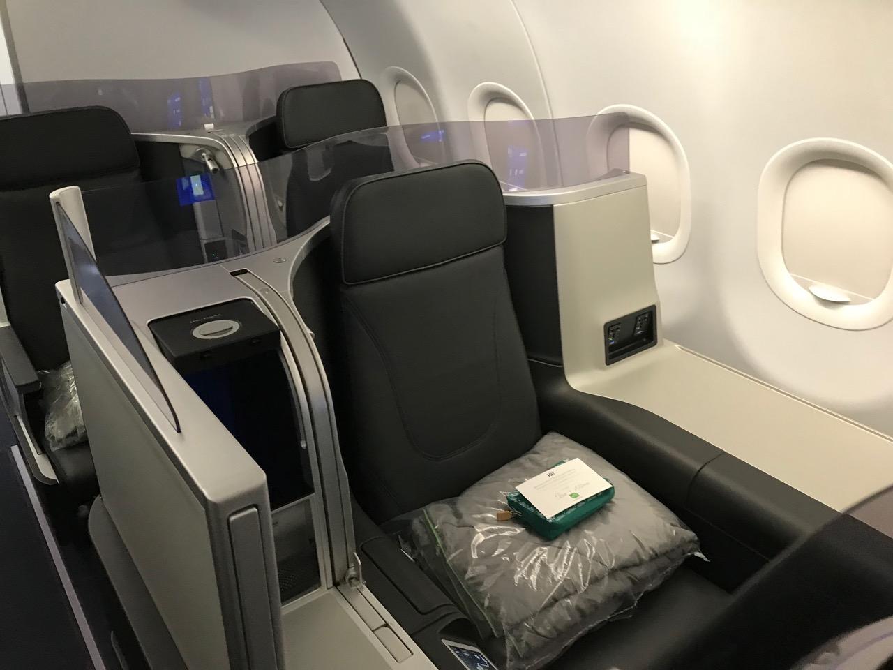 jetBlue vs  Delta One Transcon | SFO777