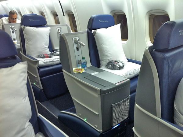 Delta Business Elite Santiago to Atlanta | SFO777