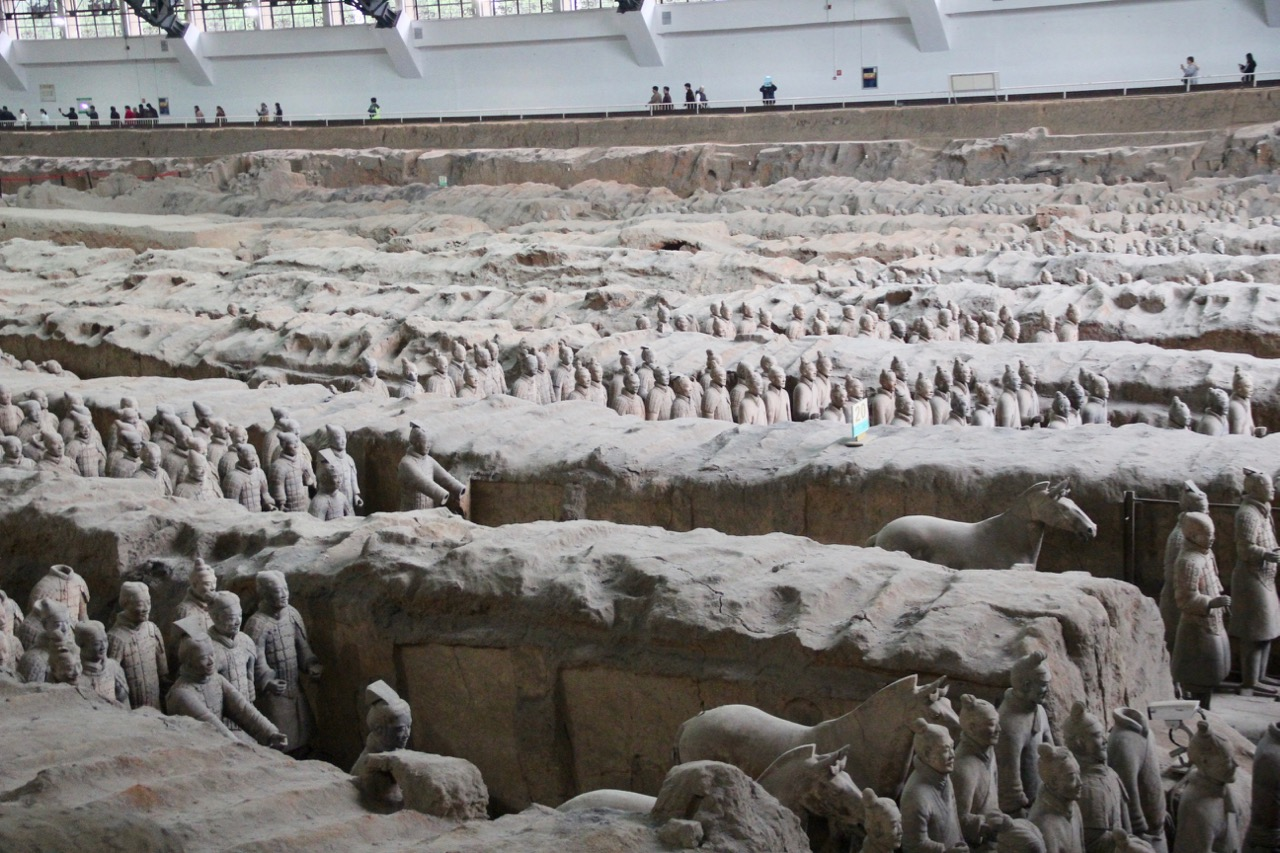 1-Day XiAn Terracotta Warriors Tour