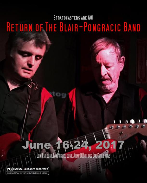 Blair-Pongracic Band