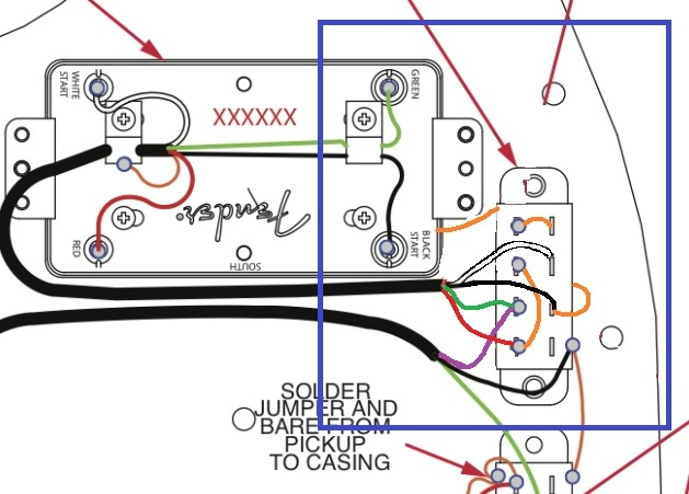 surfguitar101.com | forums: pawn shop mustang wiring mod  surf guitar 101
