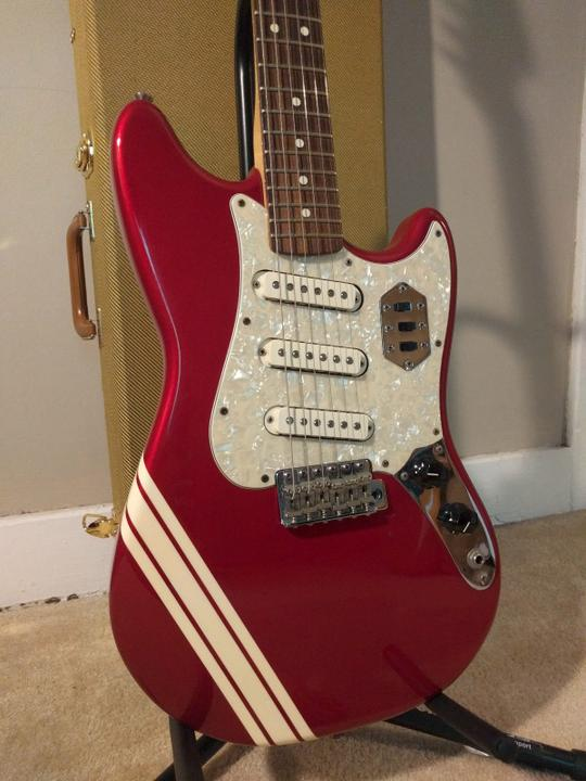 Surfguitar101 forums fender cyclone ii sold image freerunsca Image collections