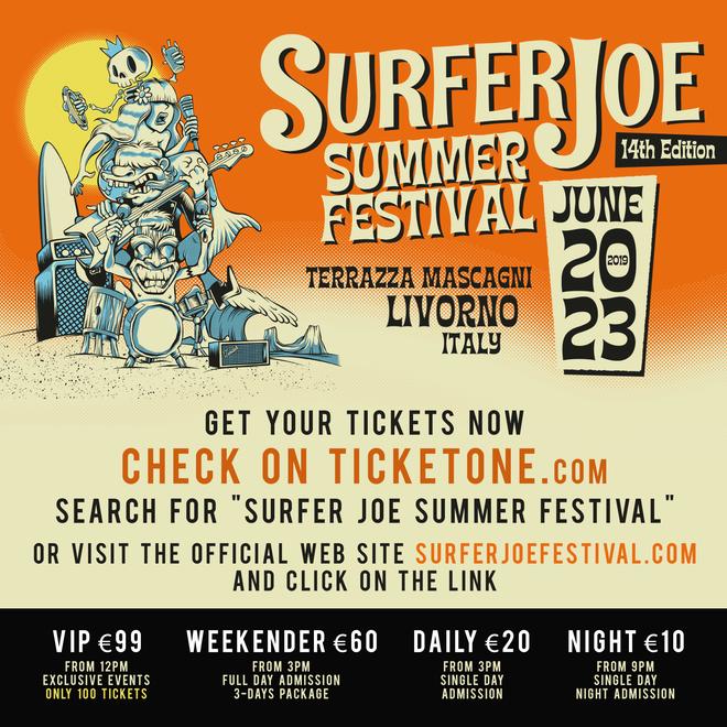 Surfguitar101 Com Forums Surfer Joe Summer Festival 2019