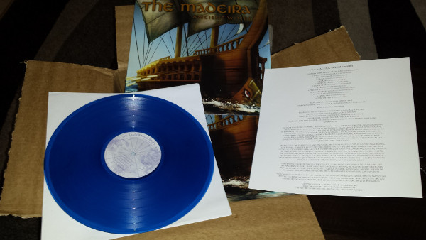 Ancient Winds on Vinyl