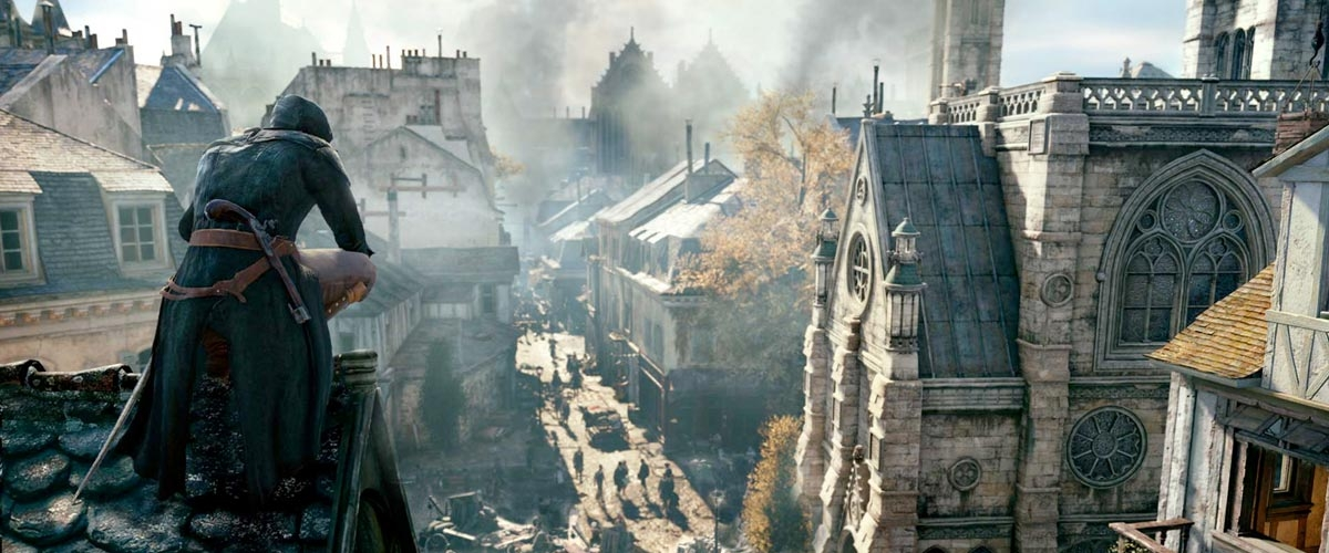 Assassin's Creed Unity will not reach 1080p/60fps on consoles
