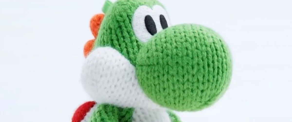 Knitting Pattern Yoshi : Yoshis Woolly World coming with Yarn Amiibo this fall ...
