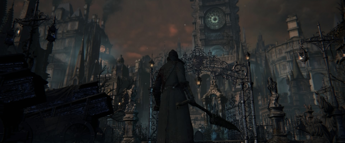 Bloodborne S Patch Finally Reduces Loading Screen Times