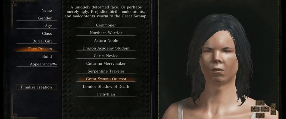 Dark Souls 3: Character Creation, Classes, and Burial Gifts ...