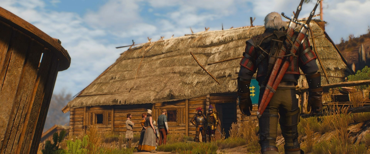 How to get The Witcher 3: Blood and Wine Started   Shacknews