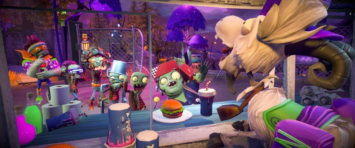 New plants vs zombies garden warfare 2 update adds loads of challenges and balance changes for Plants vs zombies garden warfare 2 2 player